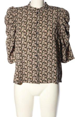 Vero Moda Bluzka ze stójką Na całej powierzchni W stylu casual