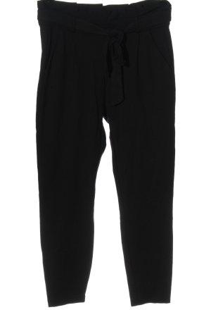 Vero Moda Jersey Pants black casual look