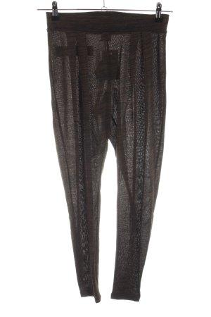 Vero Moda Stoffhose dunkelgrün Casual-Look