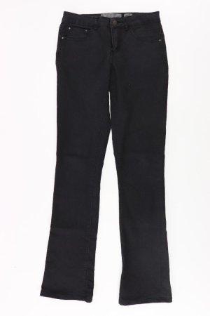 Vero Moda Straight Jeans Größe W28 schwarz aus Baumwolle