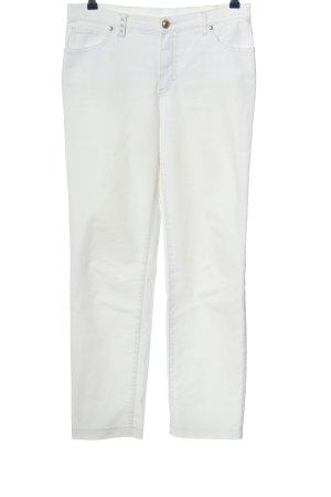 Vero Moda Jeans a gamba dritta bianco stile casual