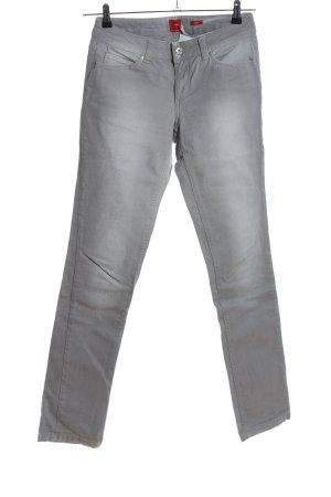 Vero Moda Straight-Leg Jeans hellgrau Casual-Look