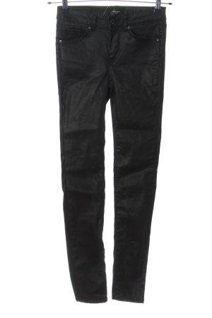 Vero Moda Stretch Jeans schwarz Casual-Look
