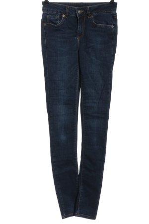 Vero Moda Stretch Jeans blau Casual-Look