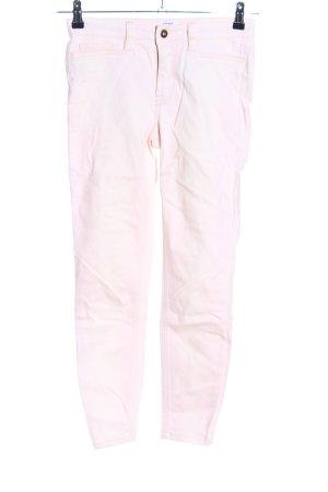 Vero Moda Stretchhose pink Casual-Look