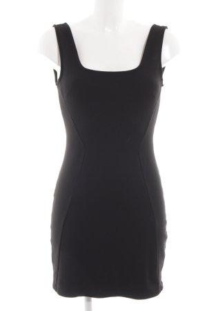 Vero Moda Stretchkleid schwarz Casual-Look