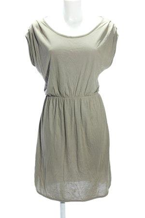 Vero Moda Stretchkleid khaki Casual-Look