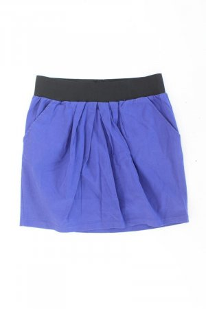 Vero Moda Stretch Skirt blue-neon blue-dark blue-azure