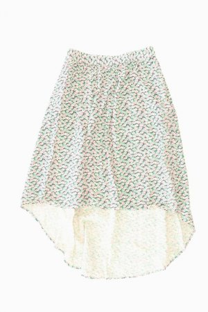 Vero Moda Stretch Skirt multicolored