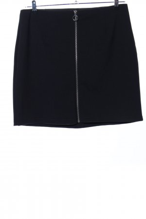 Vero Moda Stretchrock schwarz Casual-Look
