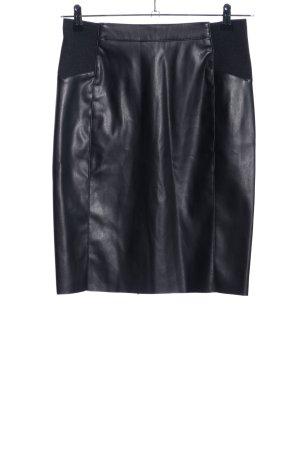 Vero Moda Jupe stretch noir style décontracté