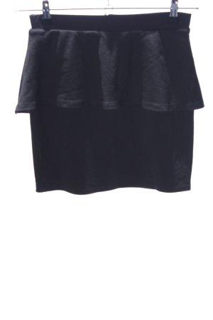 Vero Moda Stretchrock schwarz Elegant