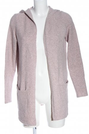 Vero Moda Strick Cardigan lila Casual-Look