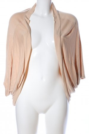 Vero Moda Strick Cardigan creme Casual-Look