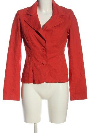 Vero Moda Knitted Blazer red casual look