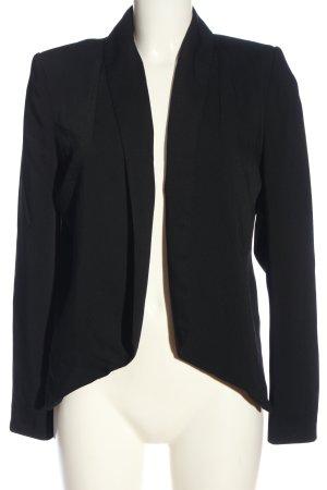 Vero Moda Blazer in maglia nero stile casual