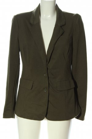Vero Moda Knitted Blazer khaki business style