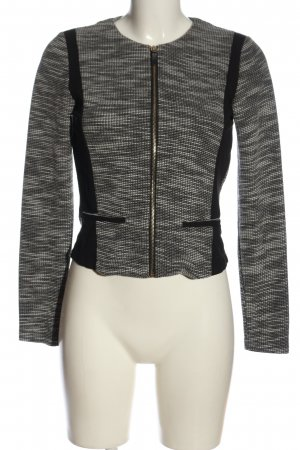 Vero Moda Strickjacke schwarz-weiß Casual-Look