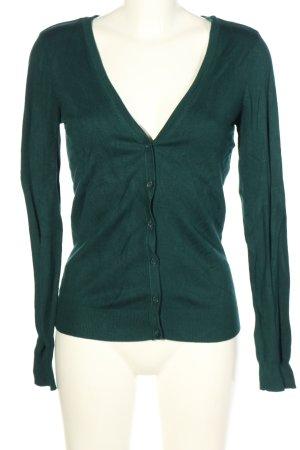 Vero Moda Strickjacke grün Casual-Look