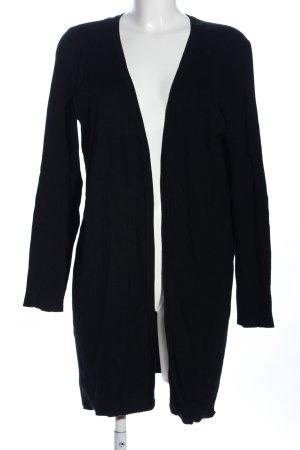 Vero Moda Strickjacke schwarz Business-Look
