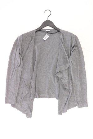 Vero Moda Strickjacke Größe L Langarm grau aus Viskose
