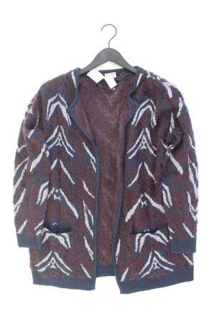 Vero Moda Strickjacke Größe L Langarm mehrfarbig aus Nylon
