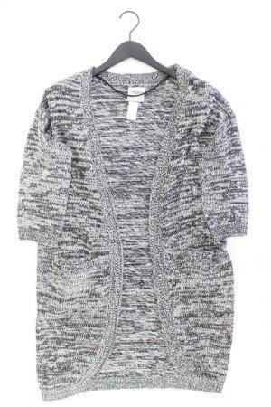 Vero Moda Strickjacke Größe S 3/4 Ärmel grau aus Polyacryl