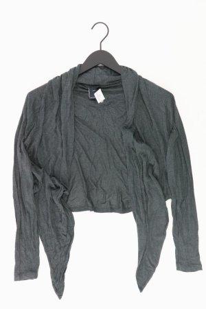Vero Moda Strickjacke Größe S Langarm grau aus Viskose