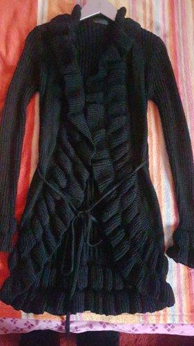 Vero Moda Strickjacke schwarz Gr. S
