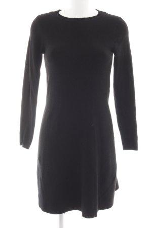 Vero Moda Gebreide jurk zwart casual uitstraling