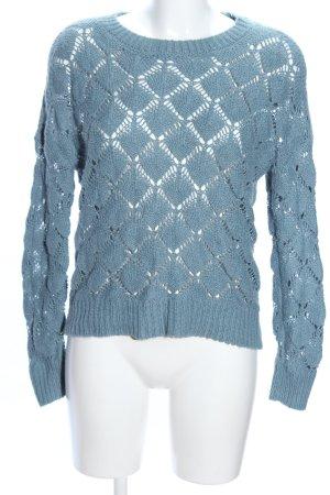Vero Moda Strickpullover blau Elegant
