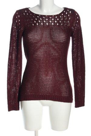 Vero Moda Strickpullover pink Casual-Look