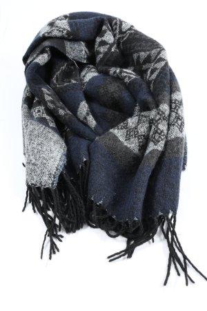 Vero Moda Écharpe en tricot motif graphique style décontracté