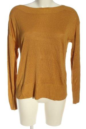 Vero Moda Koszulka z dzianiny jasny pomarańczowy W stylu casual