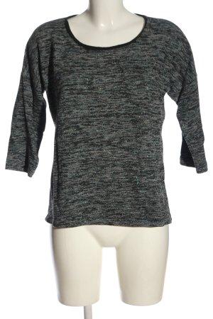 Vero Moda Camicia maglia grigio chiaro puntinato stile casual