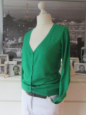 Vero Moda * Süßer Viskose Cardigan * grün * XL=42/44