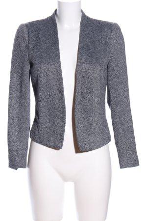 Vero Moda Blazer sweat gris clair moucheté style d'affaires