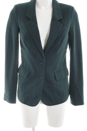Vero Moda Sweatblazer grün Business-Look
