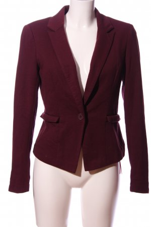 Vero Moda Sweatblazer rot Business-Look