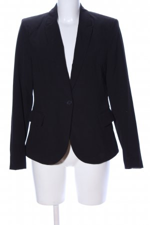 Vero Moda Sweatblazer schwarz Business-Look