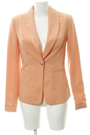 Vero Moda Sweatblazer apricot Party-Look