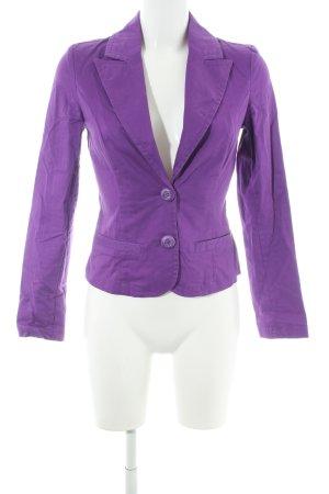 Vero Moda Sweat Blazer blue violet elegant