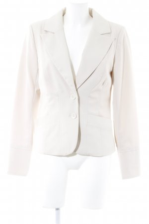 Vero Moda Sweatblazer creme Business-Look