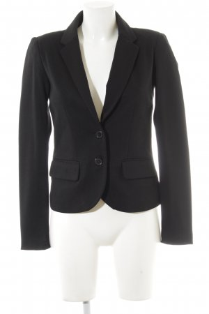Vero Moda Blazer sweat noir style d'affaires
