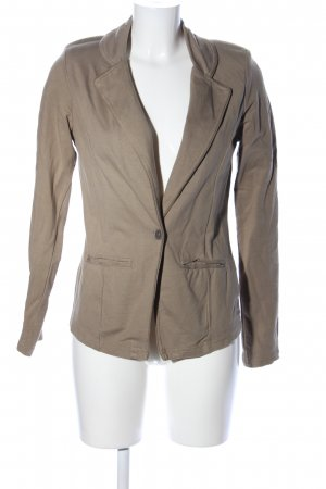 Vero Moda Sweatjacke braun Business-Look