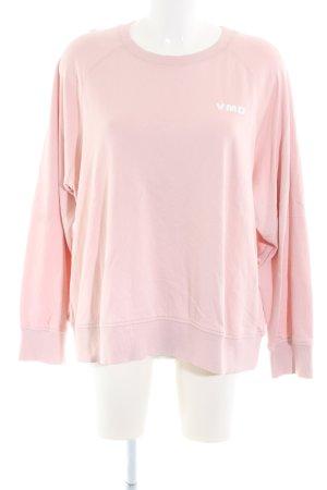 Vero Moda Sweatshirt creme Casual-Look