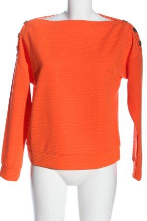 Vero Moda Sweatshirt hellorange Casual-Look