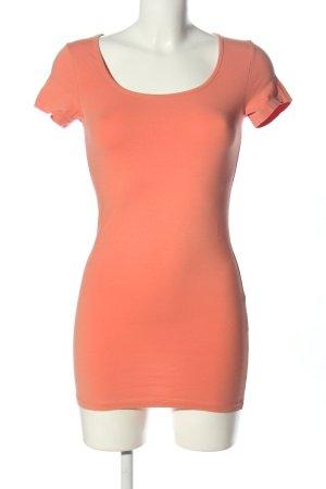 Vero Moda T-Shirt hellorange Casual-Look