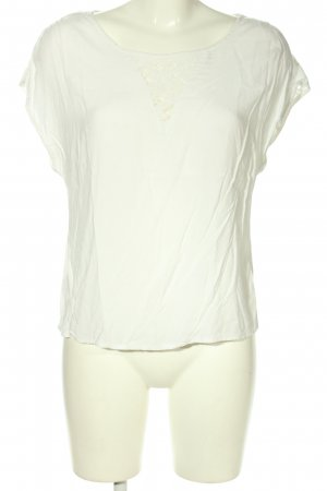 Vero Moda T-Shirt weiß Casual-Look