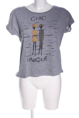 Vero Moda T-Shirt meliert Casual-Look